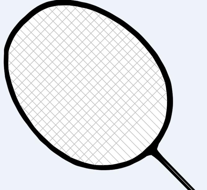 298980c8a44a1 Meilleures raquettes de badminton 2019 - Comparatif raquettes badminton